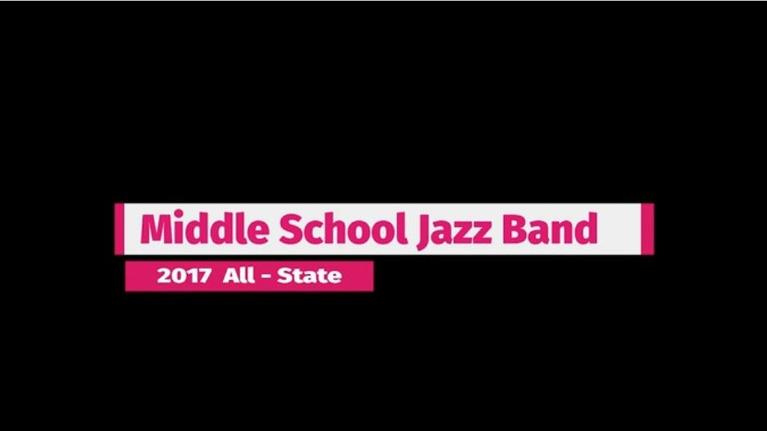 SDPB Specials: South Dakota Middle School All-State Jazz Band