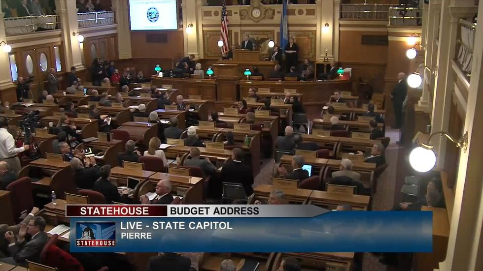 Governor's FY18 Budget Address image