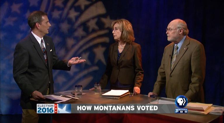 How Montanans Voted: Analyzing the 2016 Election