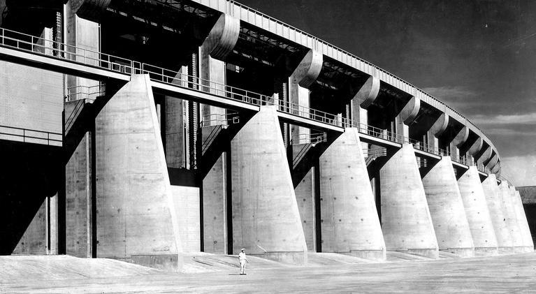 Fort Peck Dam: Fort Peck Dam