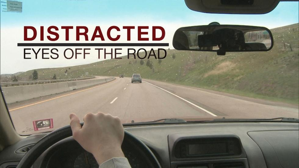 Distracted: Eyes Off The Road image