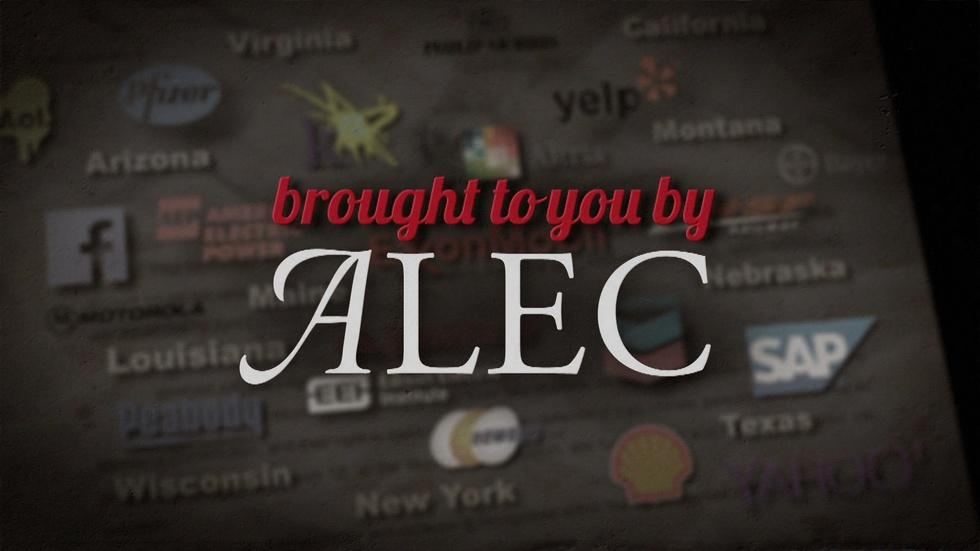 Brought to You by ALEC image