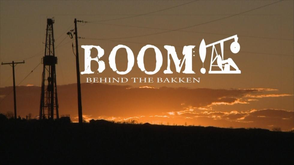 Boom! Behind the Bakken image