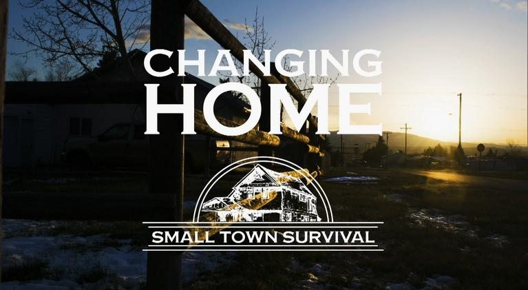 Changing Home (Small Town Survival): Changing Home (Small Town Survival)
