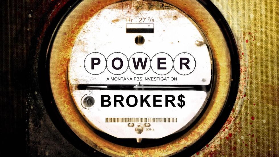 Power Brokers image