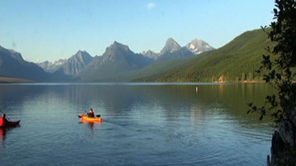 Glacier Park Remembered image