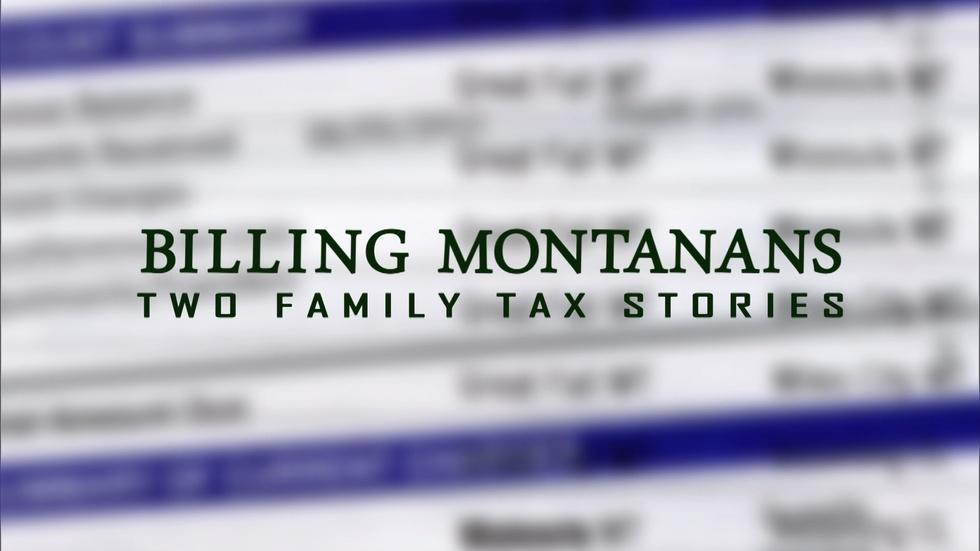 Billing Montanans: 2 Family Tax Stories  image