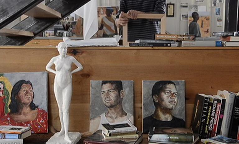 Painting John