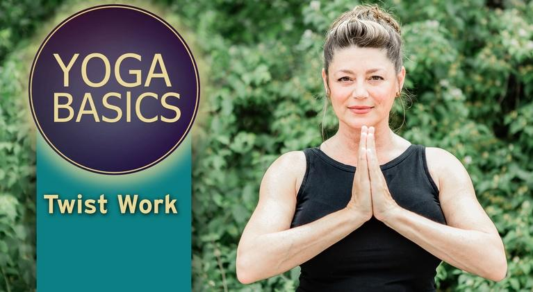 Yoga Basics with patty: Yoga Basics with patty: Twist Work