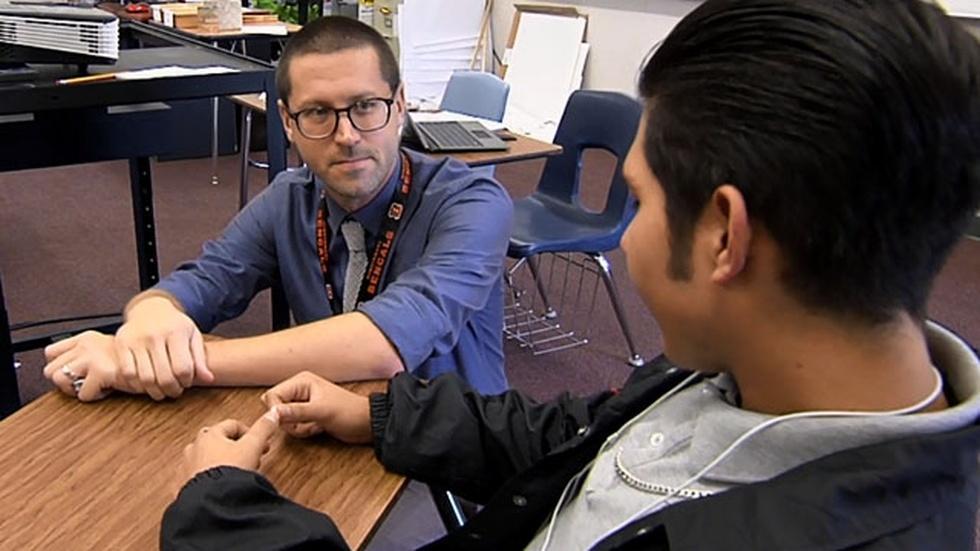 Educating At-Risk Youth image