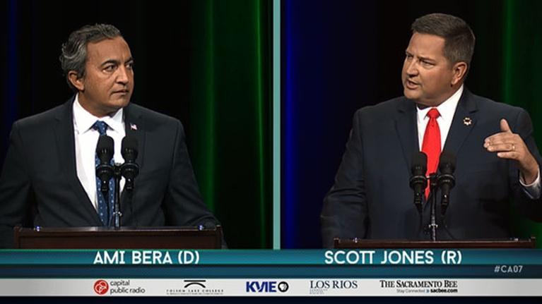 KVIE Presents: Bera/Jones 2016 California 7th Congressional District Debate