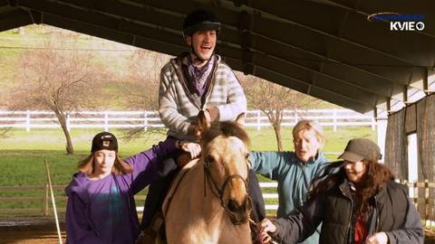 ViewFinder -- Healing Beyond Medicine - Horseback Riding Therapy