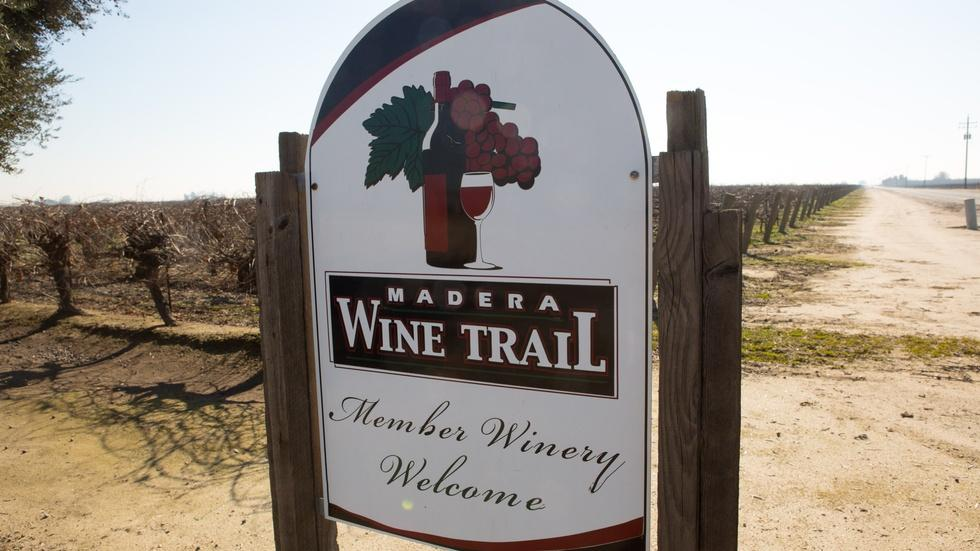 Madera Wine Trail 2013 Holiday Spirit Weekend image