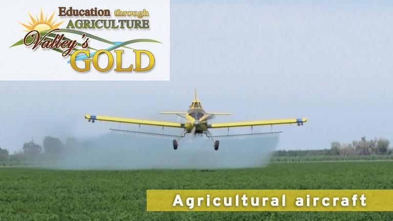 Valley's Gold Season 3: Education through Agriculture: Crop Dusting