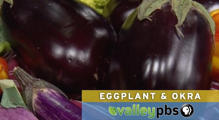 Valley's Gold Season 4: Valley's Gold: Eggplant & Okra