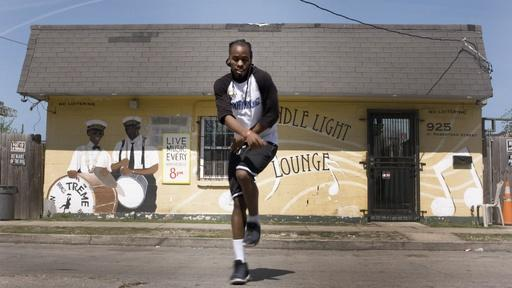 High-Stepping Moves on New Orleans' Second Line Parades