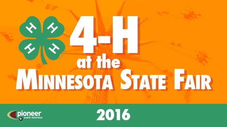Minnesota 4-H: Growing True Leaders: 2016