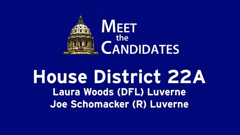 Meet The Candidates: House District 22A (2016)