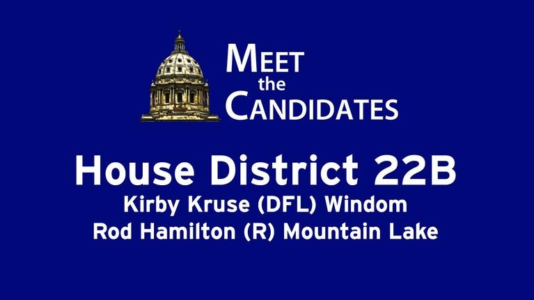 Meet The Candidates: House District 22B (2016)