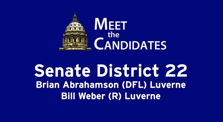 Meet The Candidates: Senate District 22 (2016)