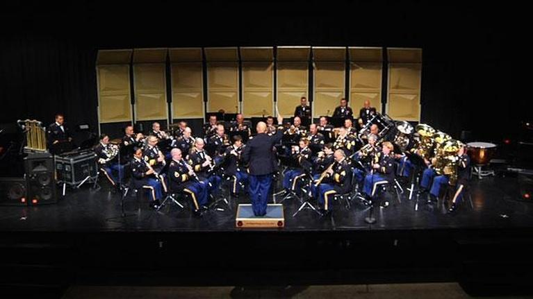 Pioneer Presents: Minnesota Army National Guard Band