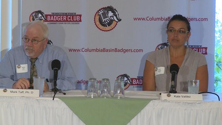Columbia Basin Badger Club: Kennewick Man 20th Anniversary