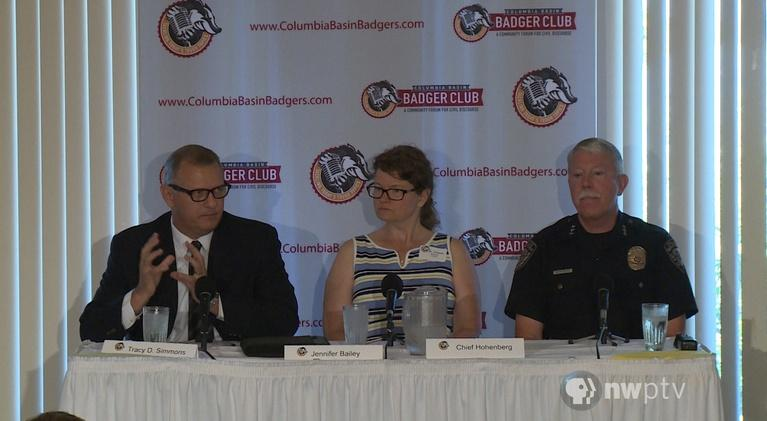 Columbia Basin Badger Club: The Heroin Epidemic: Law Enforcement Can't Do It All
