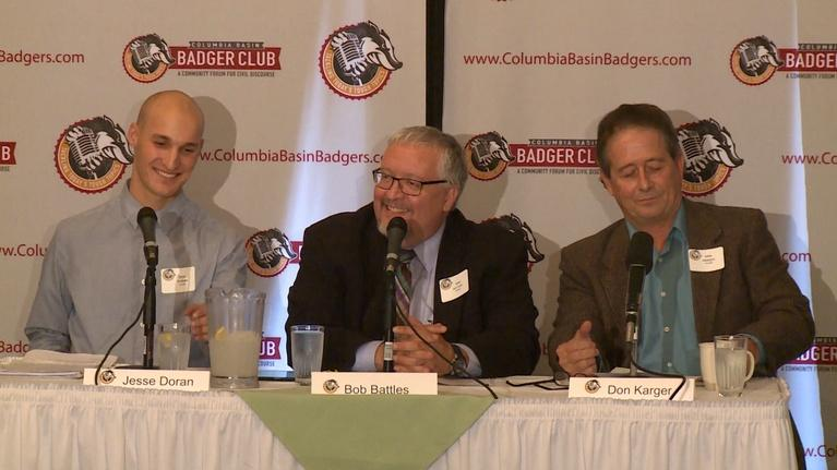 Columbia Basin Badger Club: The Minimum Wage and Worker Protections
