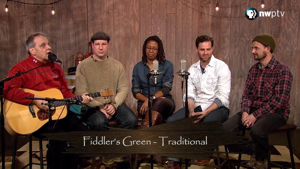Jam Set: Fiddler's Green image