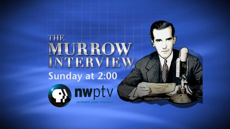 The Murrow Interview: A Conversation with Richard Stengel