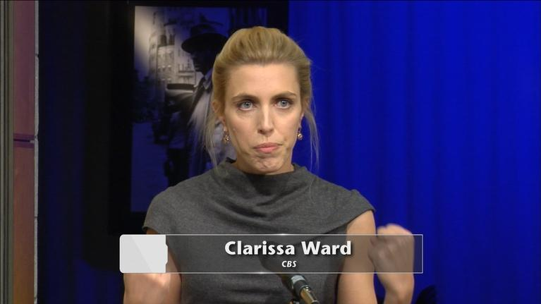 Murrow Public Media: Clarissa Ward Keynote Address