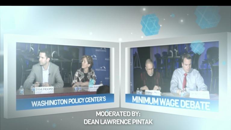 Murrow Public Media: Minimum Wage Debate: Washington