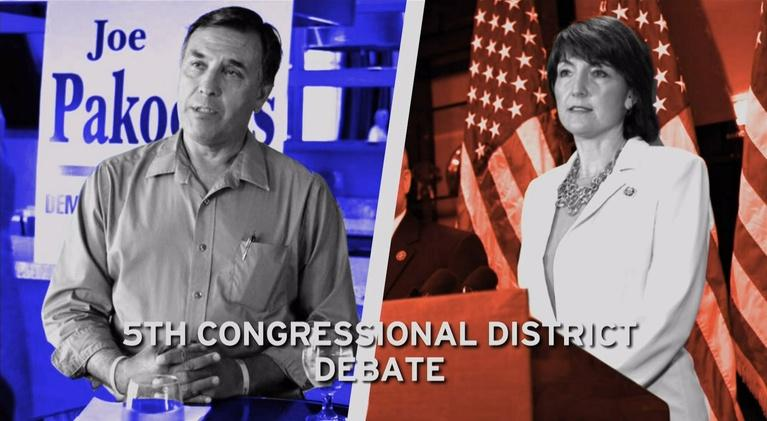 Murrow Public Media: Election 2016: 5th Congressional District Debate