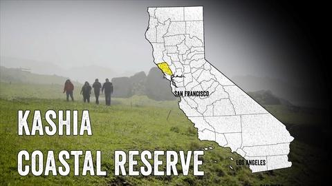 California Coastal Trail -- Ownership of Tribal Land Restored at Kashia Coastal Reserve