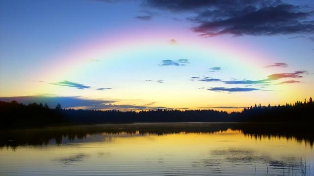 Wolfeboro   Chasing Rainbows