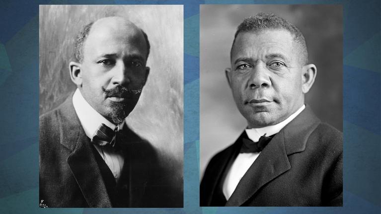 Basic Black: Booker T. Washington vs. W.E.B. DuBois