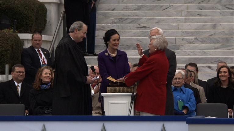 Capitol Journal: Inaugural Ceremony - January 14, 2019