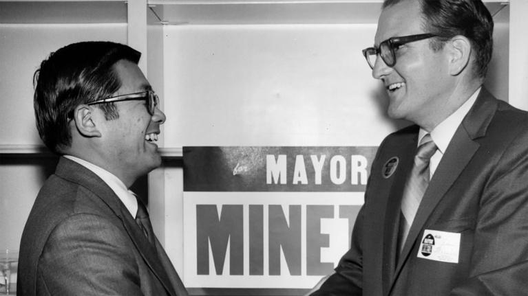 Norman Mineta and His Legacy: An American Story: Norman Mineta's Political Beginnings