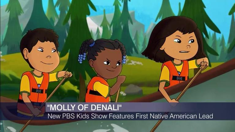 Chicago Tonight: New PBS Kids Show Breaks Ground With Help from Local Writer