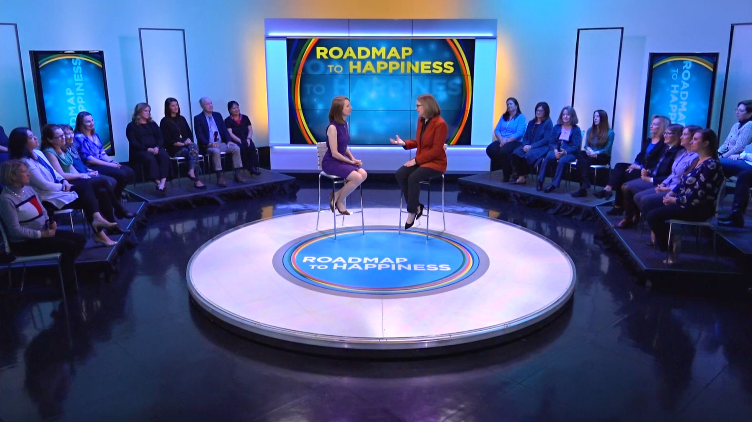 Roadmap To Happiness with Gretchen Rubin