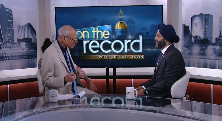 On the Record: Attorney General Gurbir Grewal