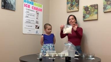 HOMEMADE ICE CREAM - English Captions