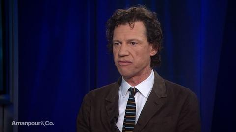 """Amanpour and Company -- Chris Morris on His New Film """"The Day Shall Come"""""""