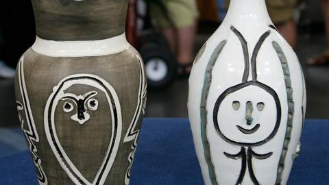 Antiques Roadshow -- Appraisal: Picasso Madoura Pottery, ca. 1954
