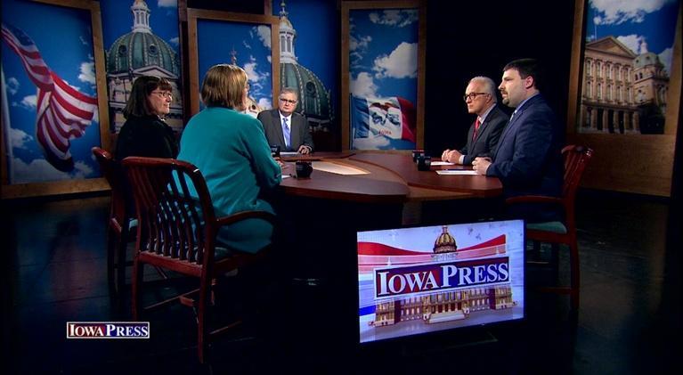 Iowa Press: Democratic Gubernatorial Debate