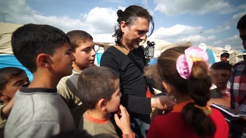 PBS Online Film Festival -- Syrian Photographer Osama Esid