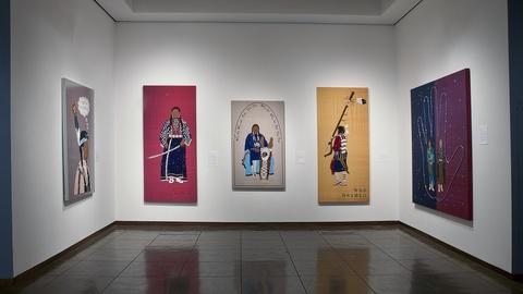 A Nationwide Look at Contemporary Art