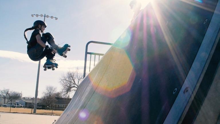 Flatland, Roller Girls, Agave Fiber, & Aguirre Photography