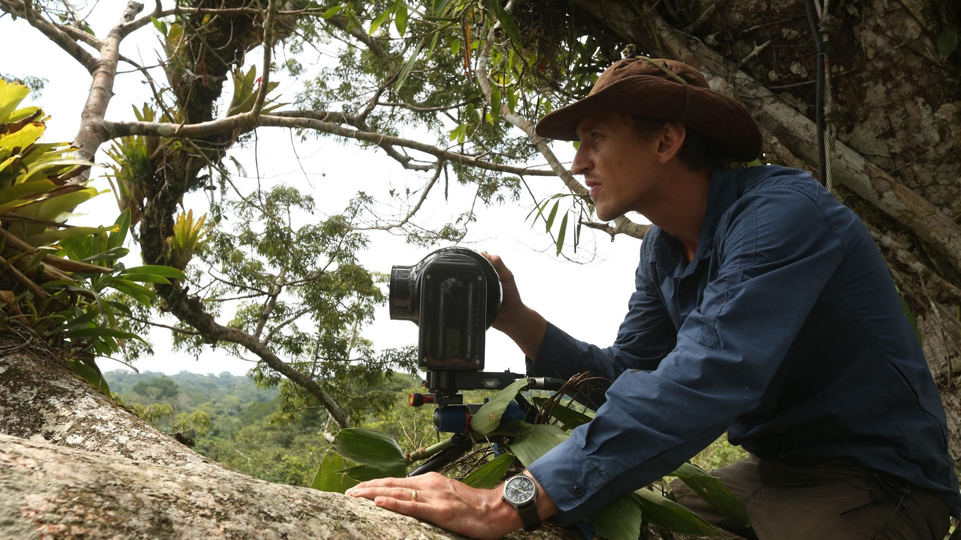 Inside NATURE: Undercover in the Jungle