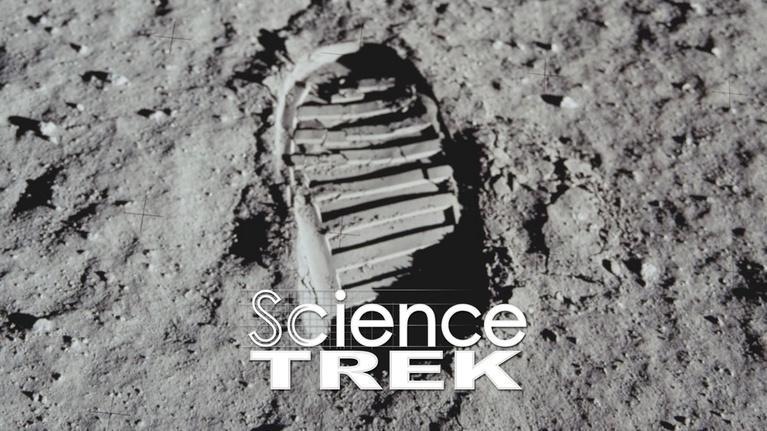 Science Trek: The Moon: Explore The Moon